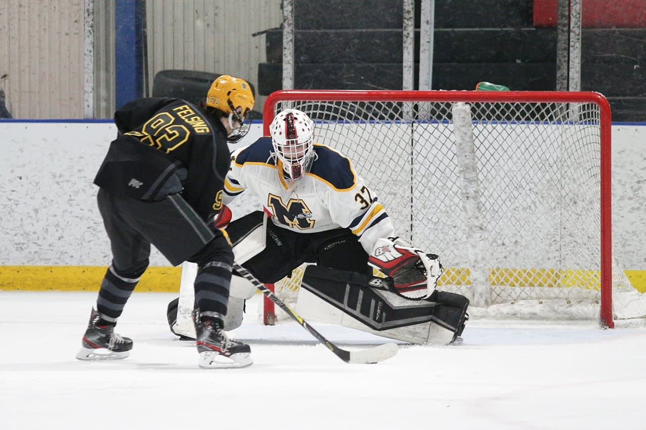 Mars vs Montour Hockey