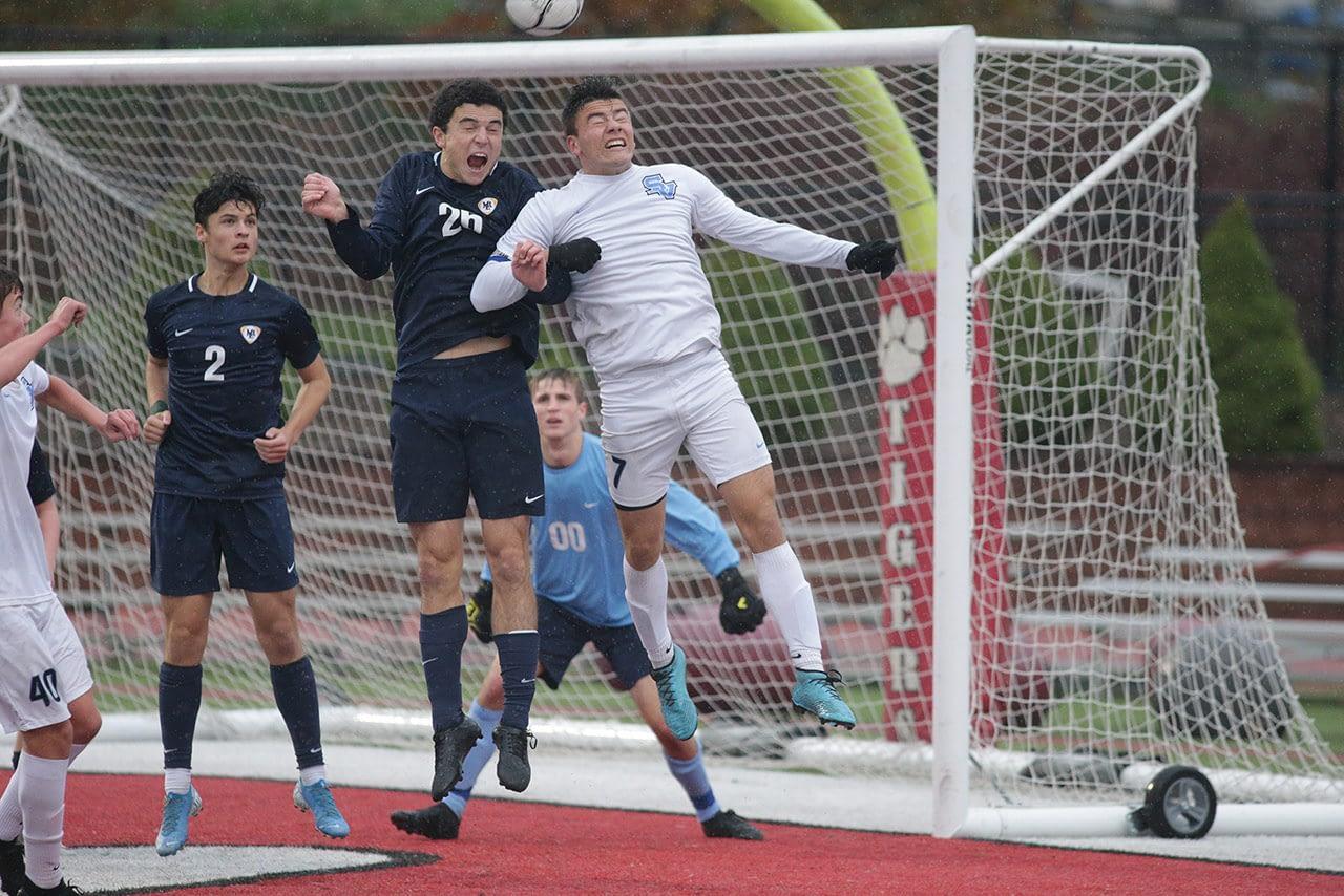Seneca Valley vs Mount Lebo WPIAL Soccer Playoffs-Home